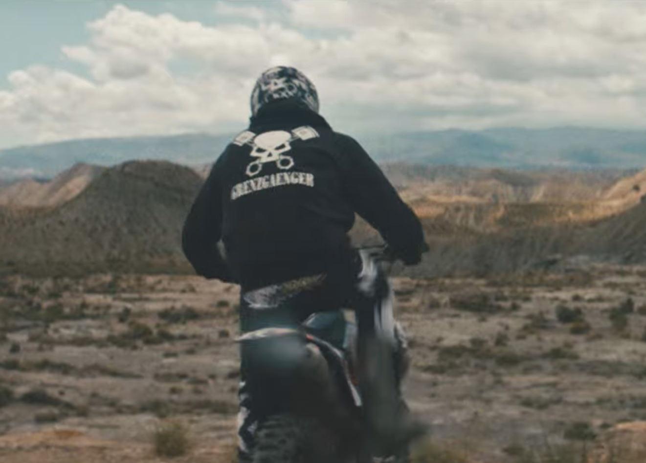 Ride Along / Grenzgaenger