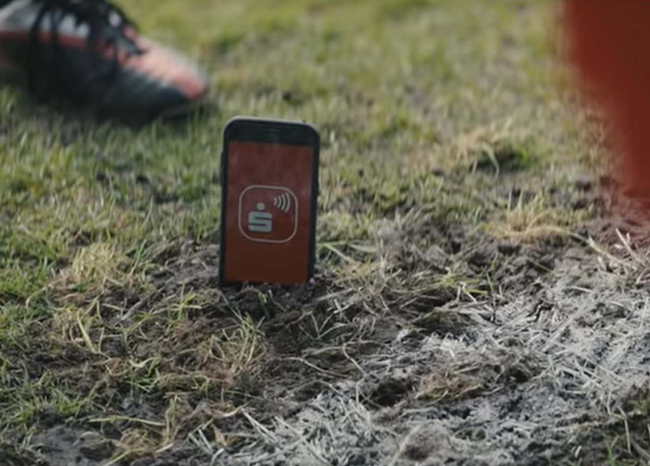 Mobiles Bezahlen – Zahlen ist einfach / Sparkasse