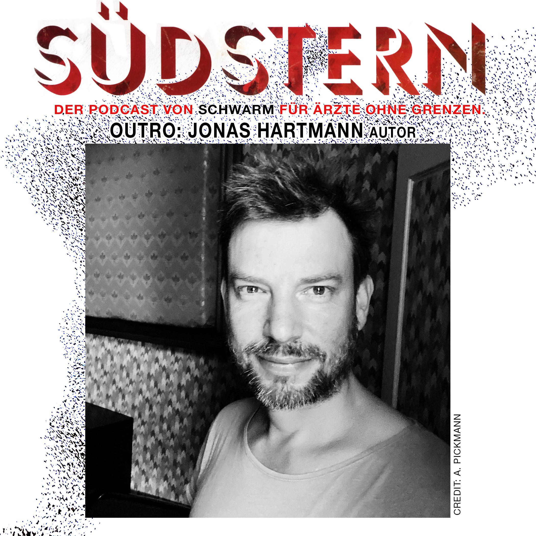 Outro gelesen von Jonas Hartmann / Autor